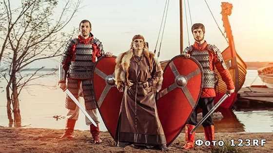 на каком полуострове жили викинги