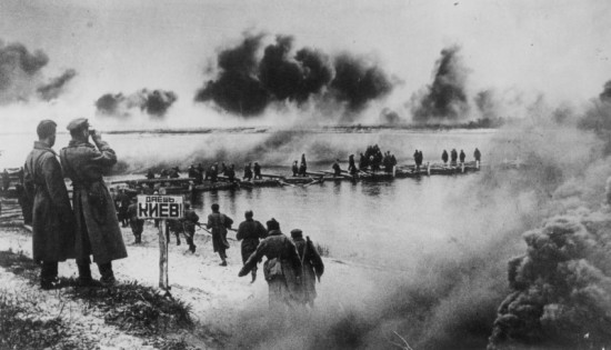 битва за киев 1943