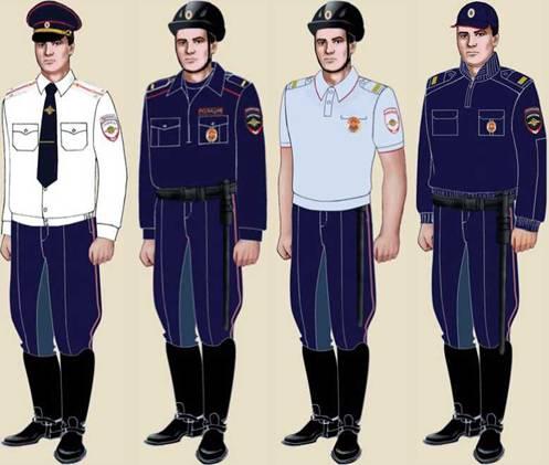 форма милиции ссср 1935 1950