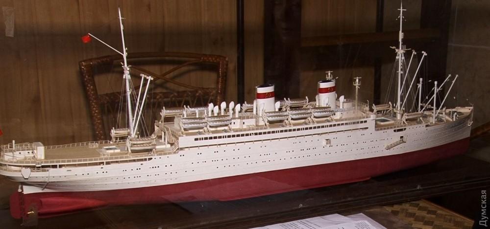 адмирал нахимов корабль крушение
