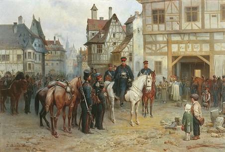 взятие парижа 1814