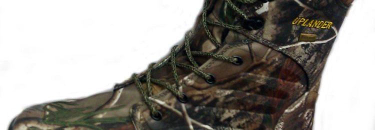 Зимняя обувь для охотников