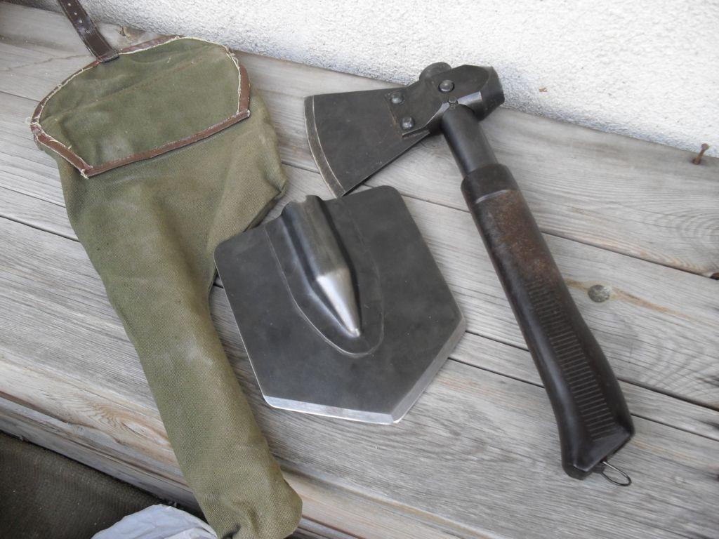 Набор для охотника-промысловика (СССР)