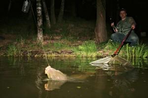 Вот это рыбалка!