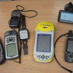 GPS-навигаторы разных моделей