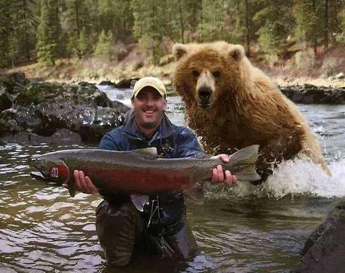 Рыбалку и охоту можно совмещать