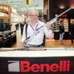Benelli ETHOS на выставке