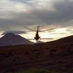 На охоту вертолетом
