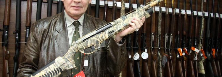 оружейные новинки для охоты