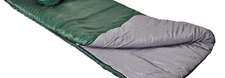 Обзор спальных мешков для охоты