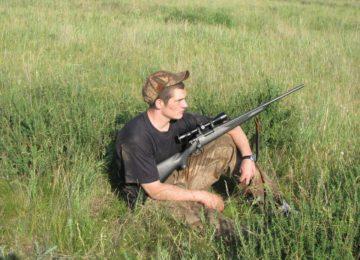 Стартует охота на сурка в Самарской области
