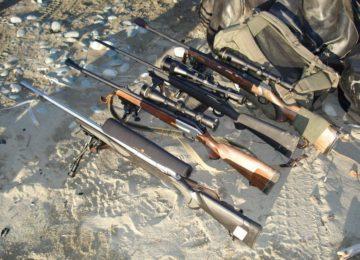 Охотничьи карабины – обзор самых популярных в России моделей