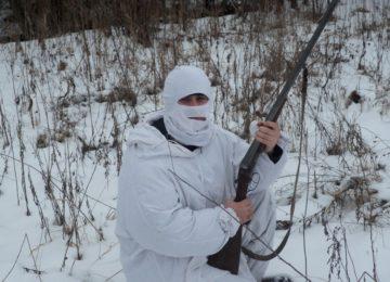 «Охота на зайца зимой без собаки » — смотреть видео онлайн