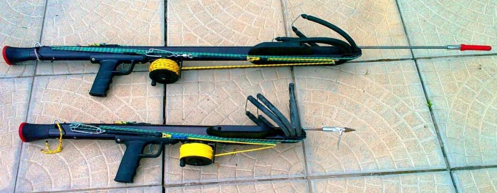 Гарпунные ружья RIFFE METAL TECH-112