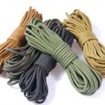Шнуры для плетения сети
