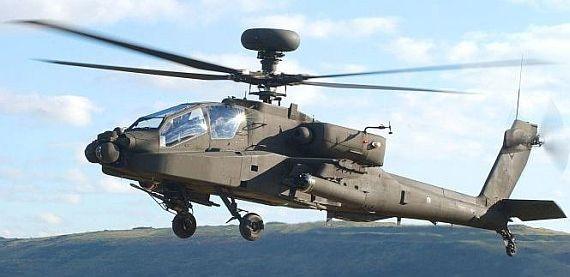 Американский AH-64 Apache