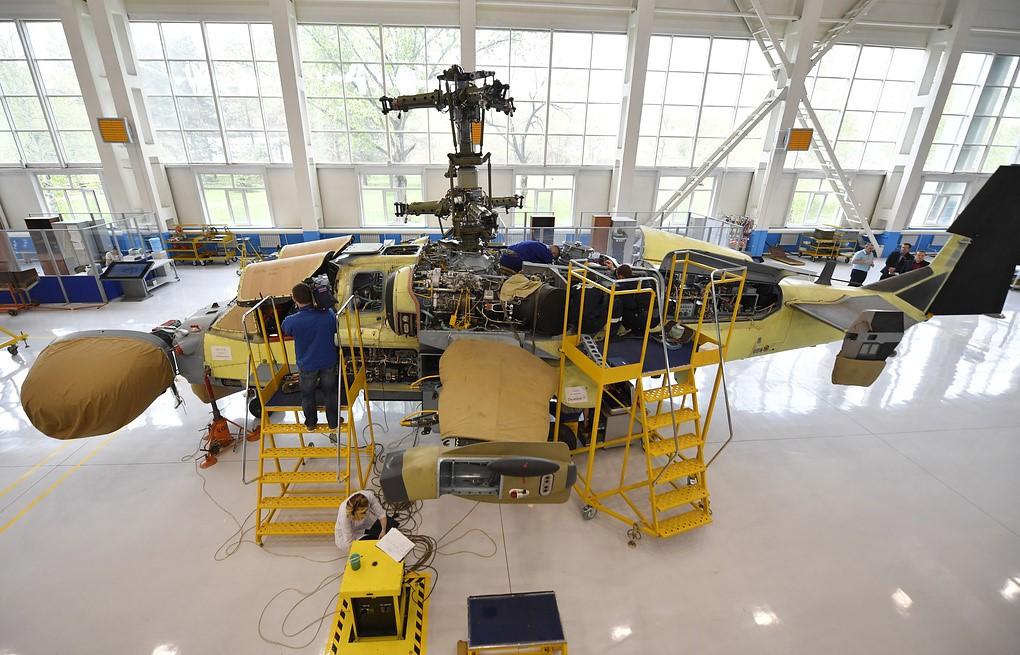 Американский АН-64 Apache