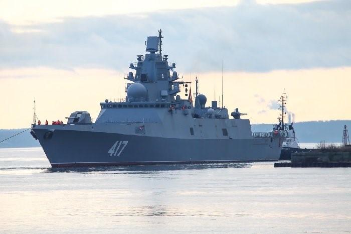 Фрегат типа «Адмирал Корнилов»