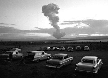 Испытания нейтронной бомбы