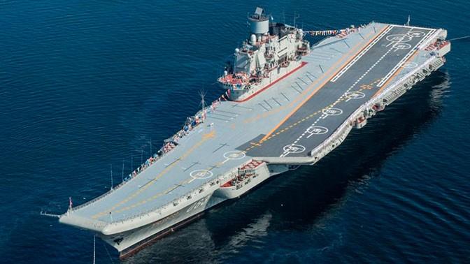 Крейсер Адмирал Кузнецов