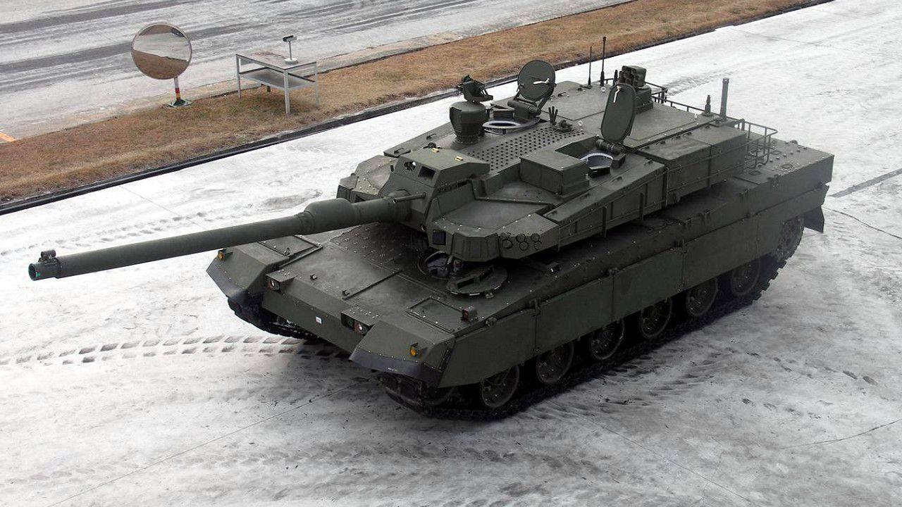 Новая боевая машина России