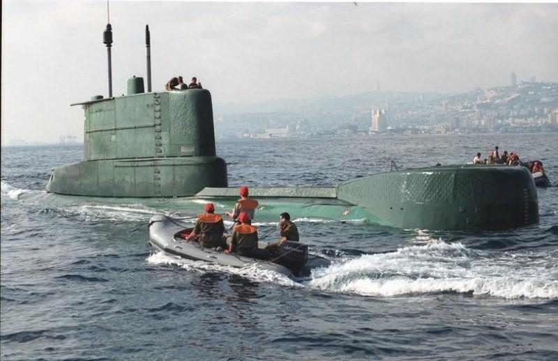 Подводная лодка «Галь»
