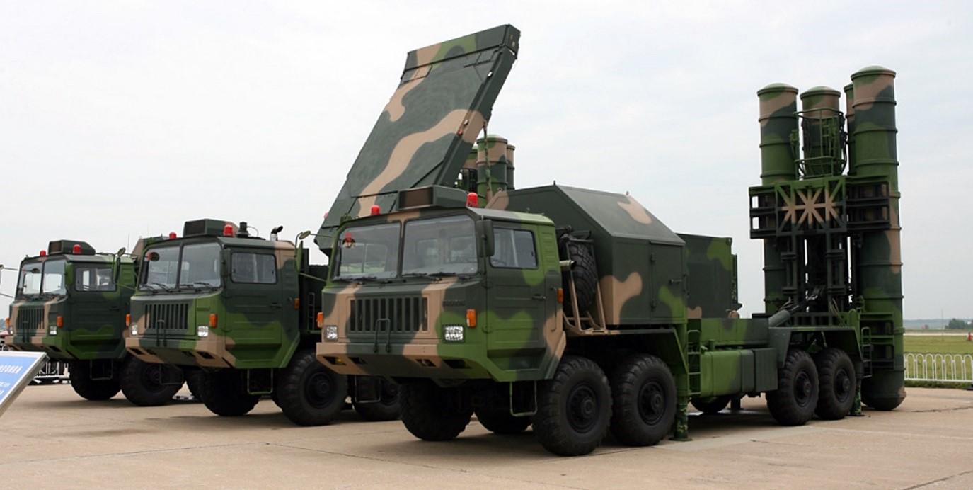 Российские комплексы ПВО