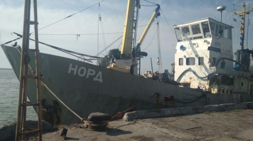 Российский корабль Норд