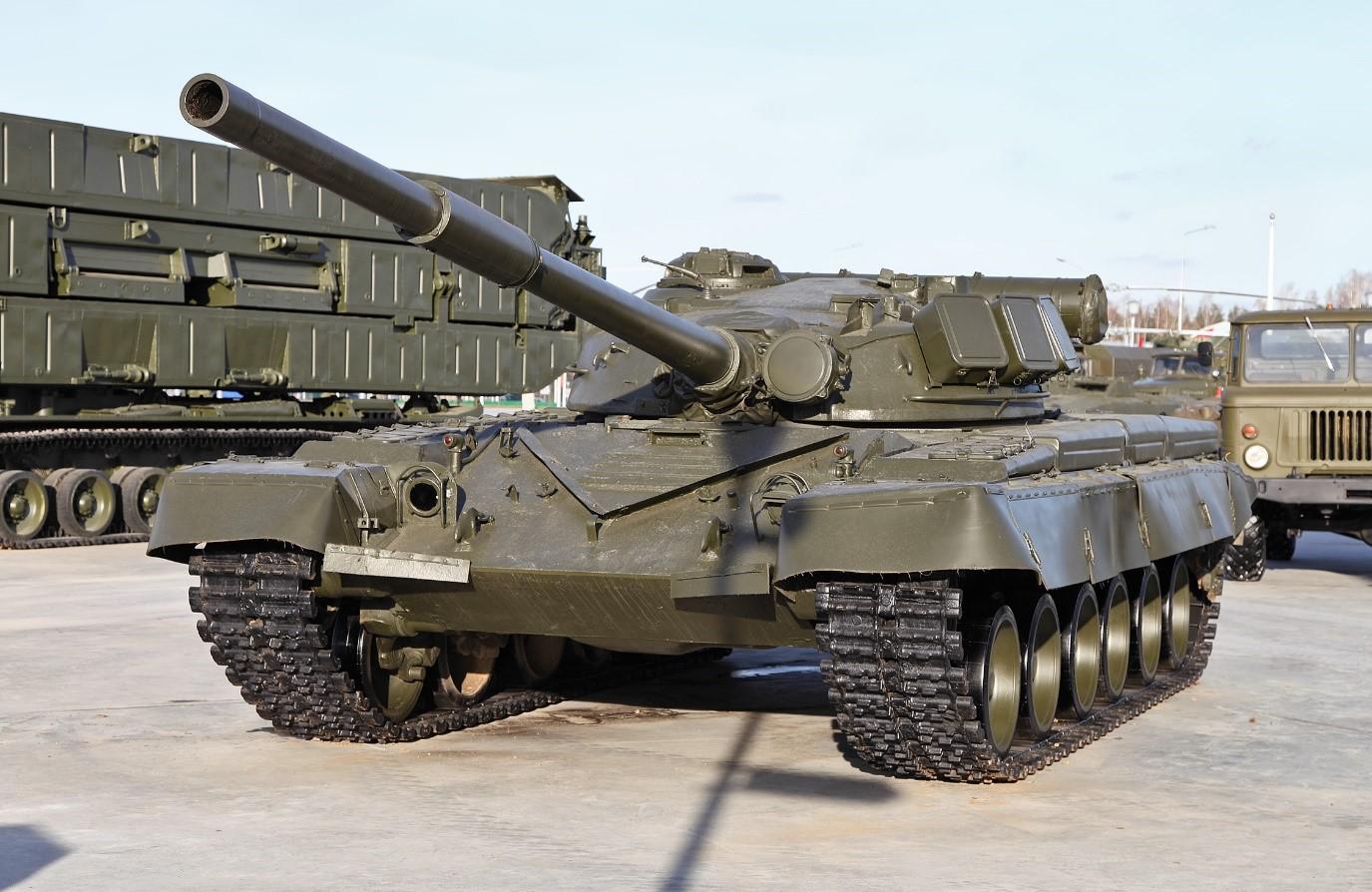 Российский танк 219М