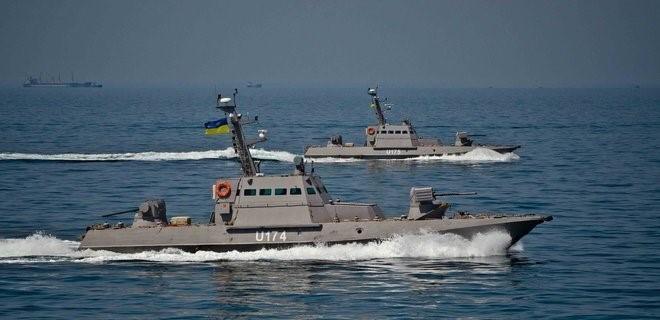 Украинские бронекатера