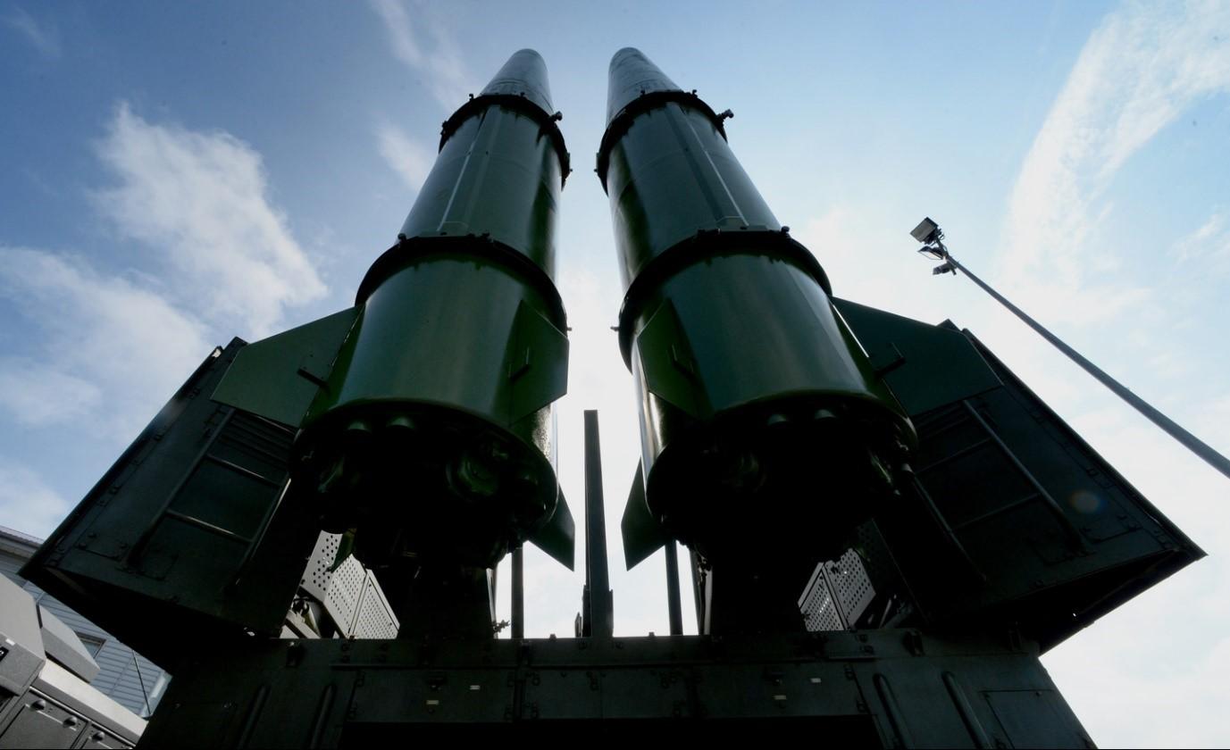 Ядерные баллистические ракеты