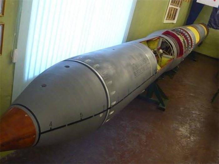 Ядерные ракеты «Петра Великого»