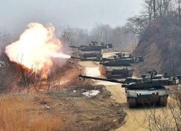 Южнокорейский танк K2