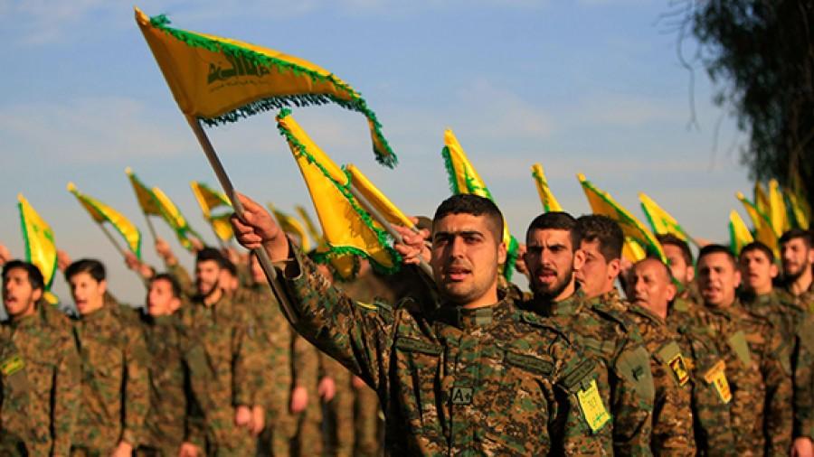 Боевики Хезболлы