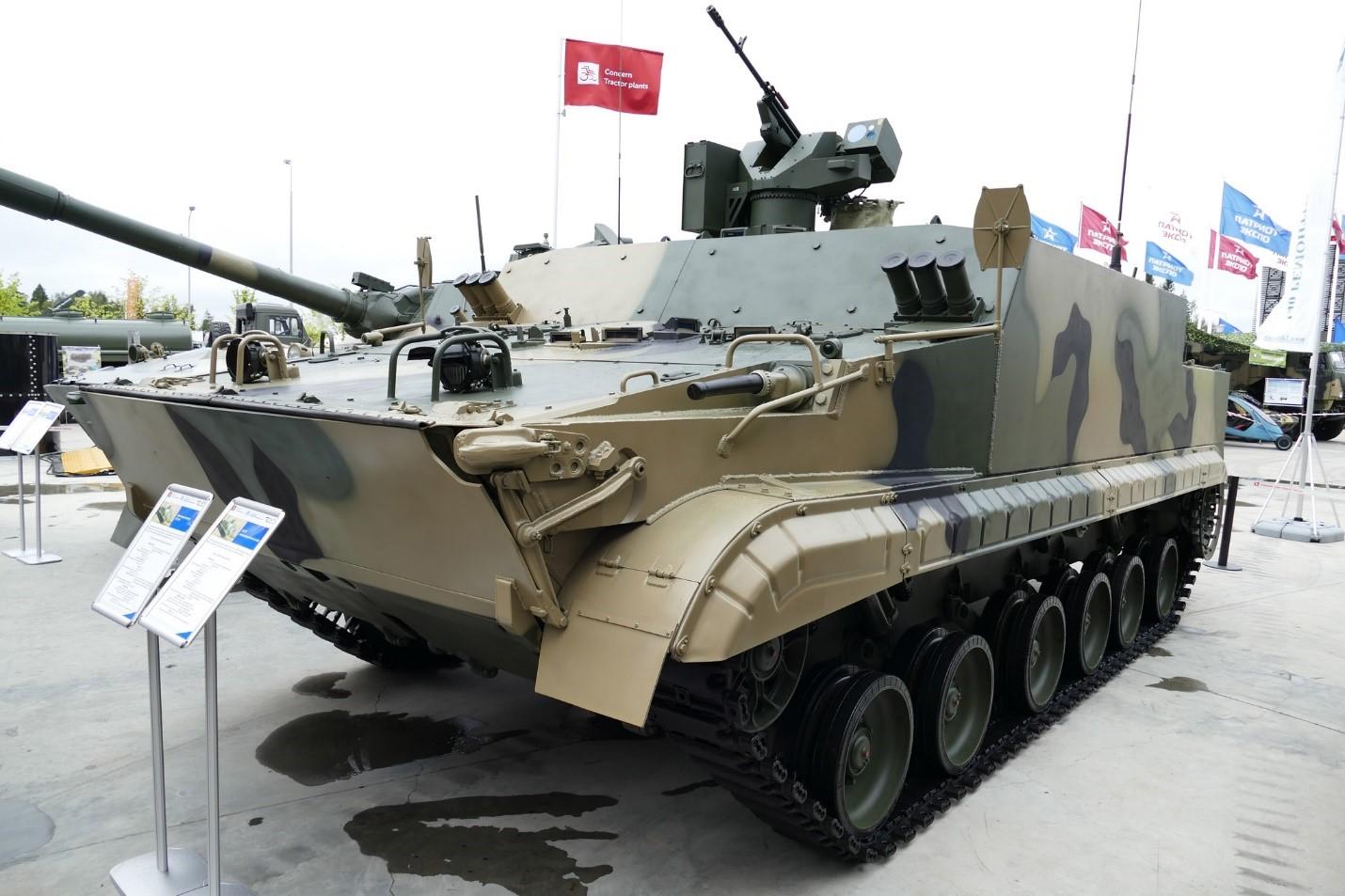 БТР БТ-3Ф