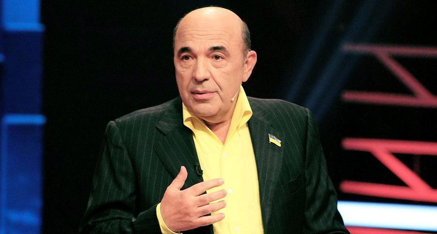 Депутат Верховной Рады Рабинович