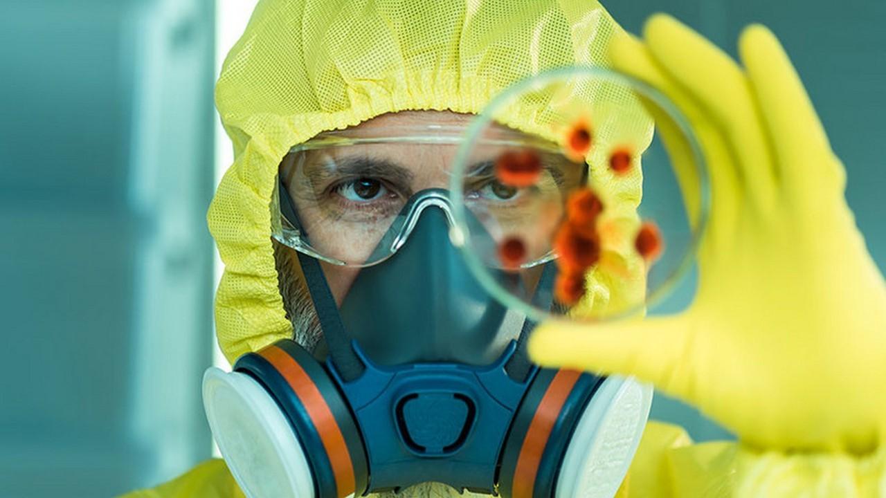 Исследование вируса