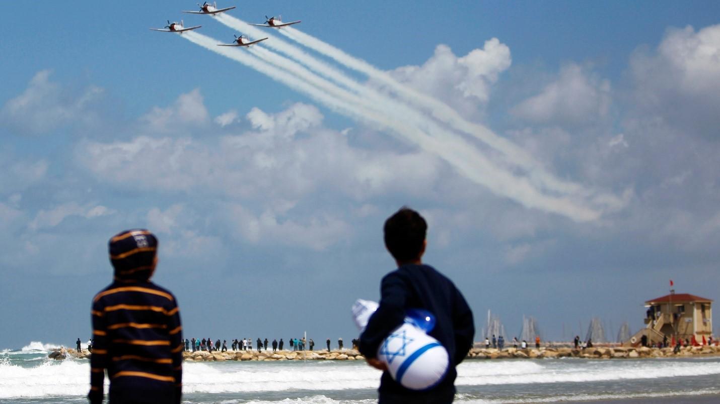 Израильские бомбардировщики