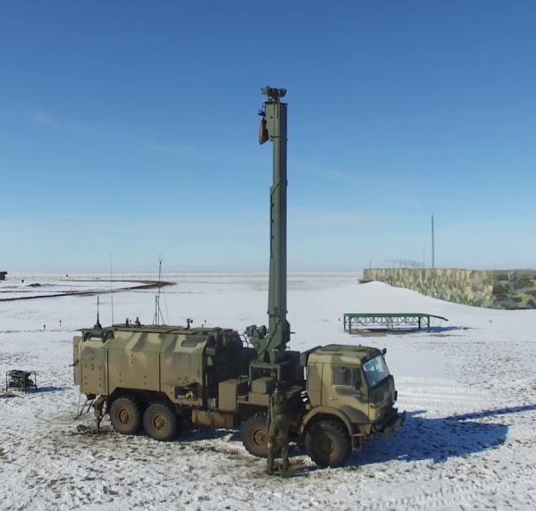 Комплекс артиллерийской разведки «Пенициллин»