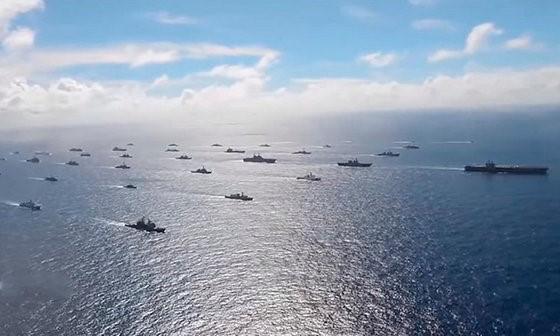 Корабли в Азовском море
