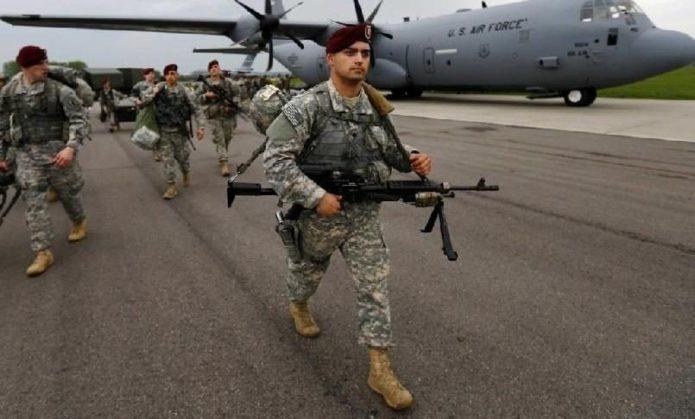 Краповые береты НАТО