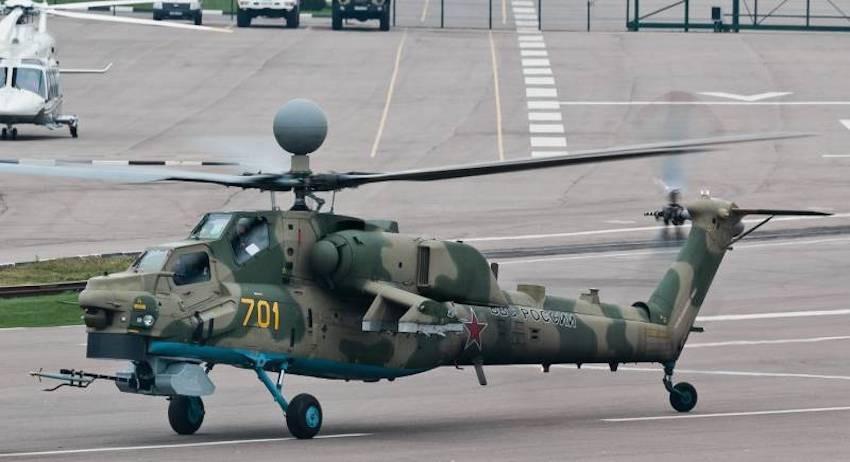 Ми-28HM «Ночной охотник»