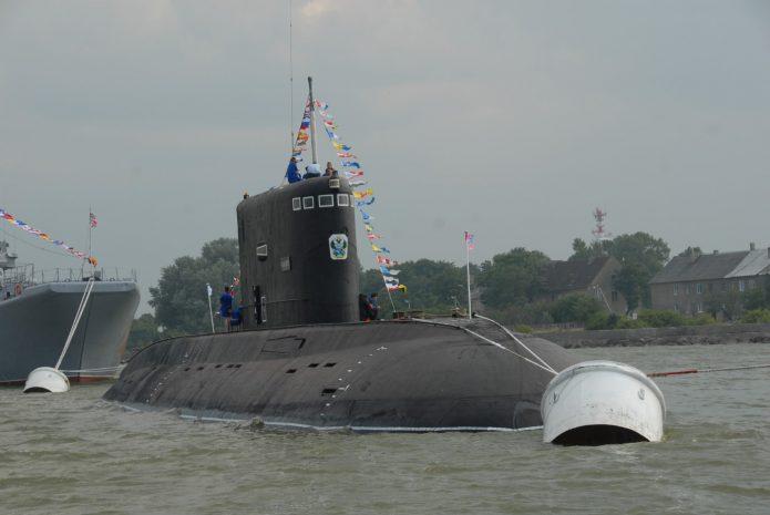 Подлодка проекта 877 «Палтус»