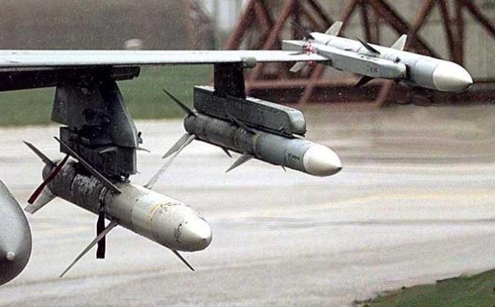 Подвесные ракеты AMRAAM
