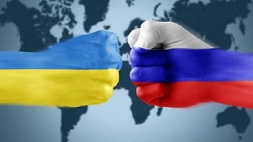 Противостояние Украины и России