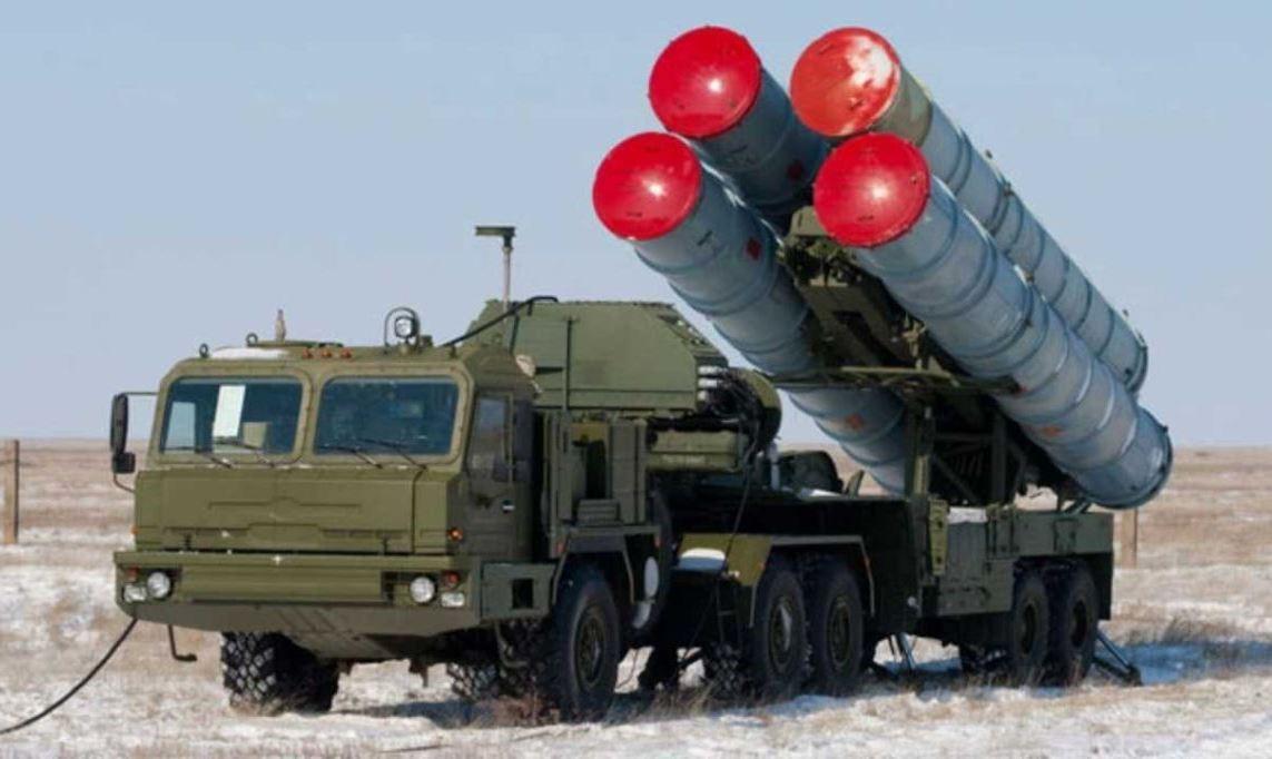 Ракеты С-500 готовы к бою