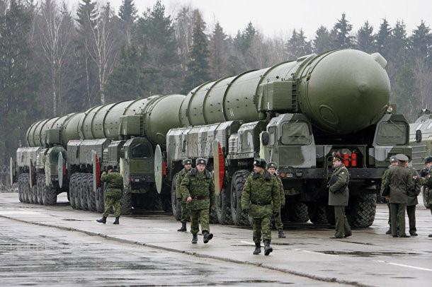 Российские ядерные ракеты
