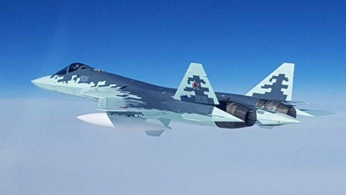 Российский Су57