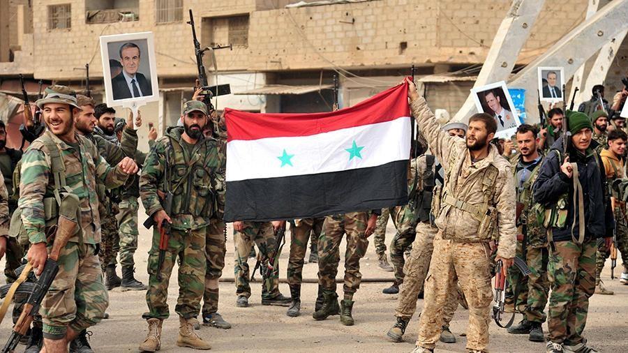 Сирийцы в Мамбидже