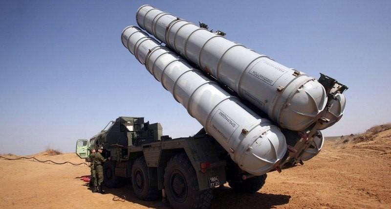 Сирийский С-400